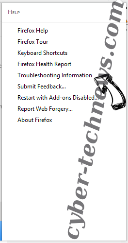 Search.zanzibog.com Firefox troubleshooting