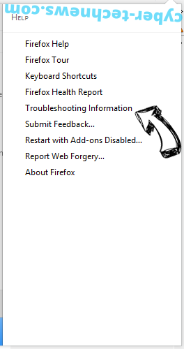 Search.funsocialtabsearch.com Firefox troubleshooting