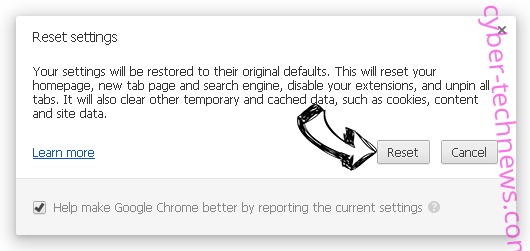 Search.searchjsfd.com Chrome reset