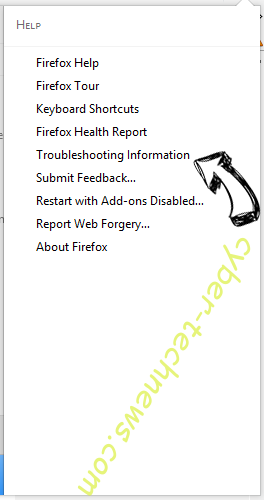 Search.searchjsfd.com Firefox troubleshooting