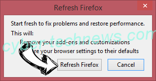 login to my email virus Firefox reset confirm