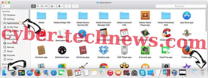 Click-it-now.online removal from MAC OS X