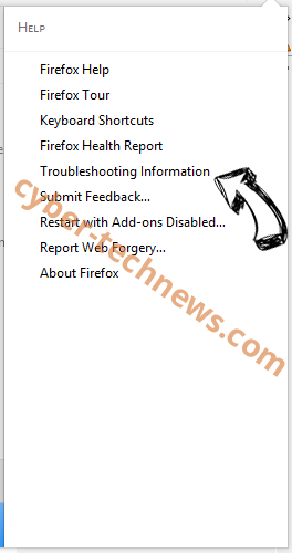 Project Free Tv Virus Firefox troubleshooting