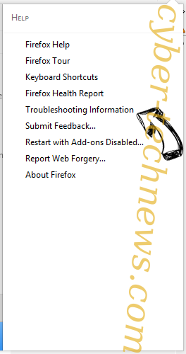 NameSync adware Firefox troubleshooting