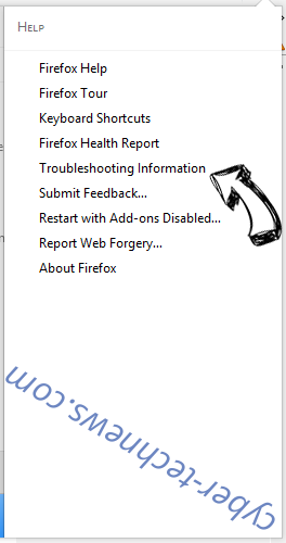 Slicksearch.com Firefox troubleshooting