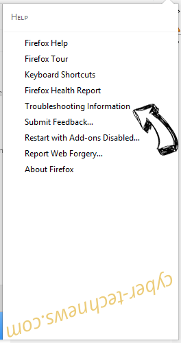 Simplysafesearch.com Firefox troubleshooting