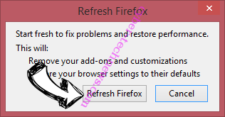 HiDef Media Player virus Firefox reset confirm