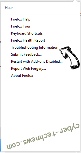 Search.hmyconverterhub.com Firefox troubleshooting