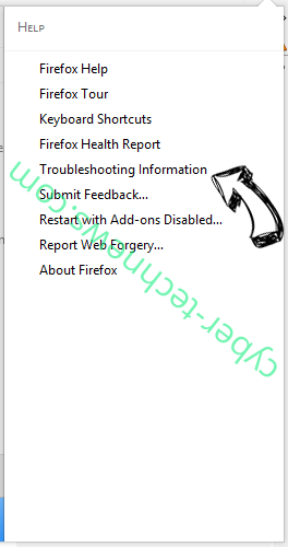 Redirectoptimizer.com Firefox troubleshooting