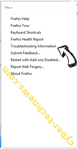 Qxsearch.com Firefox troubleshooting