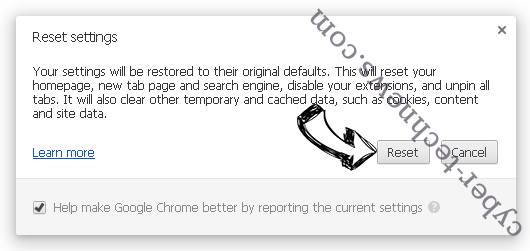 iforgot.apple.com Chrome reset