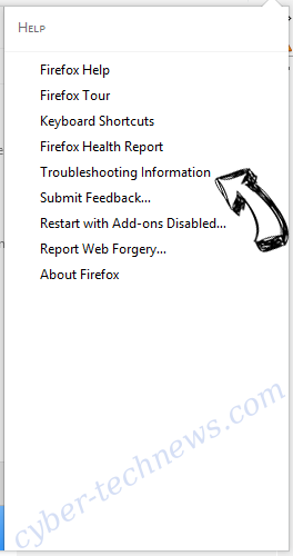 Plsppushme.com Pop-up Ads Firefox troubleshooting