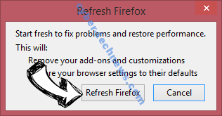 Totandrepatrit.pro virus Firefox reset confirm