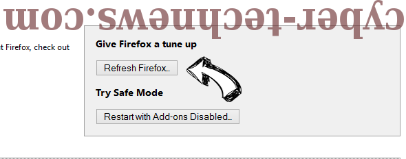 Promotion-i.space Firefox reset