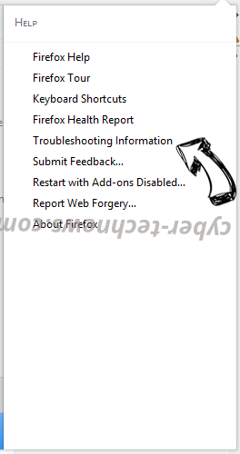Totandrepatrit.pro virus Firefox troubleshooting