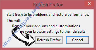 Offer.agency virus Firefox reset confirm