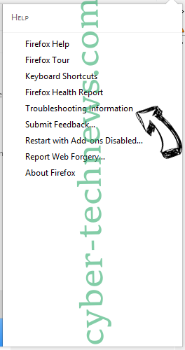 Olarch-news1.club pop-ups Firefox troubleshooting