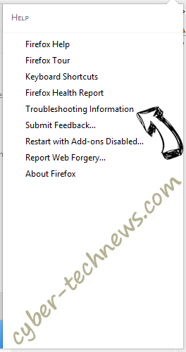 Search14.com Virus Firefox troubleshooting