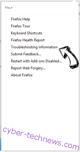 Indiasearch-results.com Virus Firefox troubleshooting