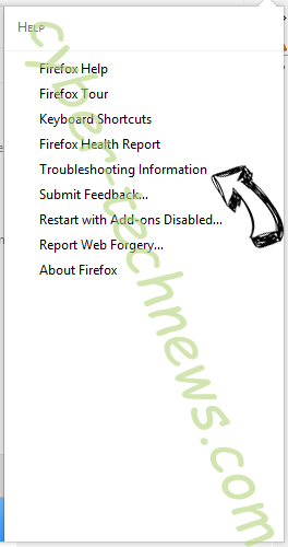 Searchet.com Firefox troubleshooting