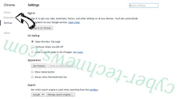 Download Converter Now Chrome settings