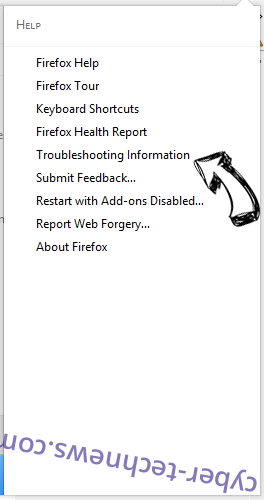 Search.cal-cmf.com Firefox troubleshooting