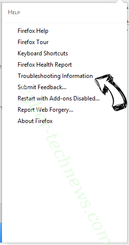 History Cleaner from Chrome entfernen Firefox troubleshooting