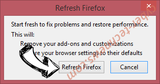 Goto.searchpro.club Firefox reset confirm