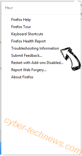 Search.hpackagetrackeronline.co Firefox troubleshooting