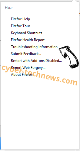 Ultimatesearchweb.com Firefox troubleshooting