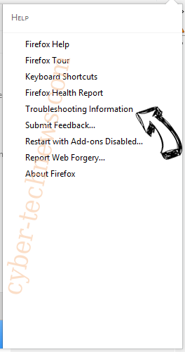 Search.searchvidpop.com Firefox troubleshooting