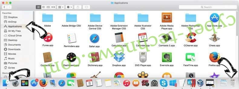 Free.everydaylookup.com removal from MAC OS X
