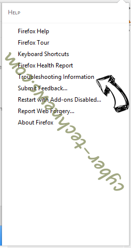 Search.getmybestyear.com Firefox troubleshooting