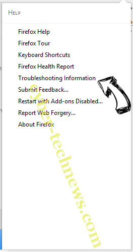 Search Defender Prime redirect Firefox troubleshooting