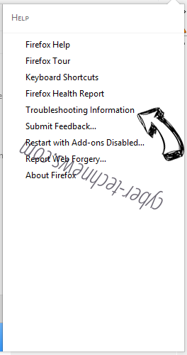 Feed.brillianttab.com Firefox troubleshooting