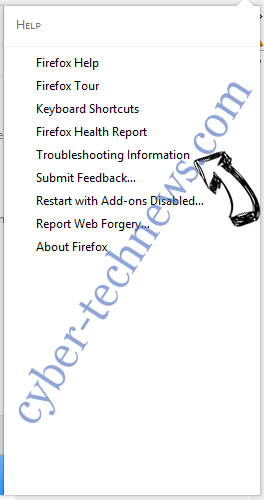 Simparentlydisco.com virus Firefox troubleshooting