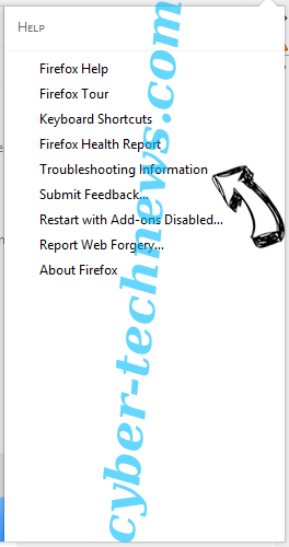 Thursailso.com Firefox troubleshooting