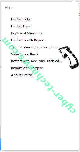 Searchresultsguide.com Firefox troubleshooting