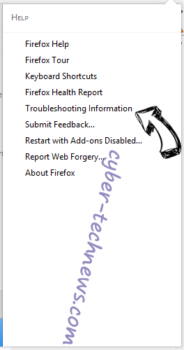 AreaProduct Firefox troubleshooting