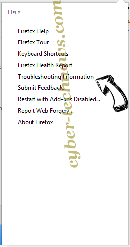 Permanyabbot.club Firefox troubleshooting