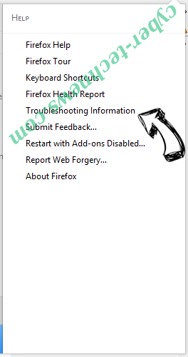 Click.newsfeed.support Firefox troubleshooting