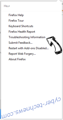 Search.anygator.com Firefox troubleshooting