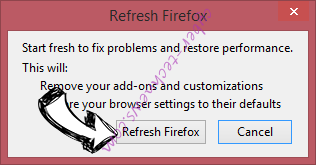 Odbergforcement.club Firefox reset confirm