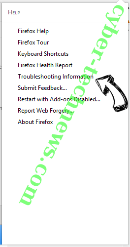 Search.ranimaker.com Firefox troubleshooting