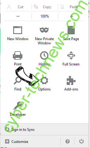Search.searchgetdriving.com Firefox reset confirm