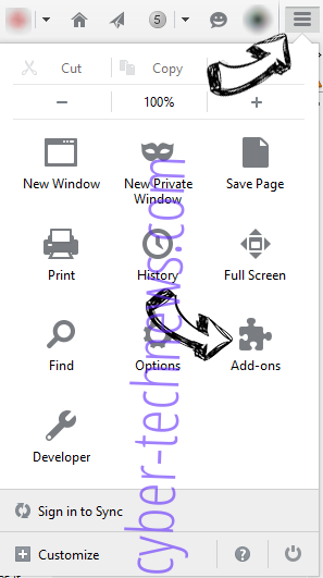 Search.hpackagefinder.app Firefox add ons