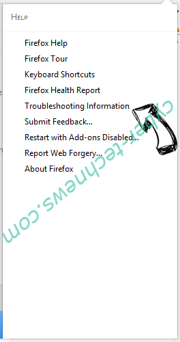 Search.searchfefc.com Firefox troubleshooting