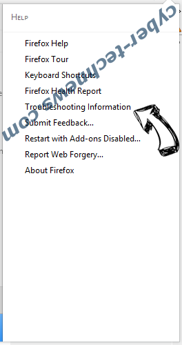 Srch_s.thesearchguard.com Firefox troubleshooting