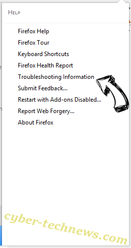 Search.centralhubradio.com Firefox troubleshooting