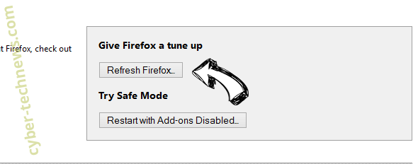 Search.heasytofindforms2.com Firefox reset